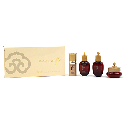 [sample kit] The History of Whoo Ja Saeng Essence Special Gift (4 items)