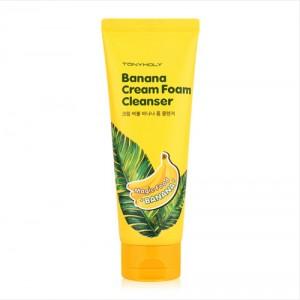 TONYMOLY Magic Food Banana Cream Foam Cleanser 150ml