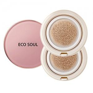 the SAEM Eco Soul Spau BB Cushion SPF50+ PA+++ 13g