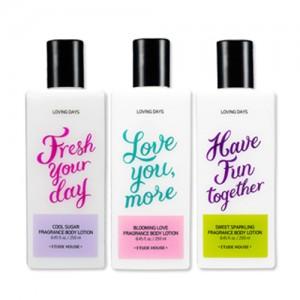 Etude House Loving Days Fragrance Body Lotion 250ml