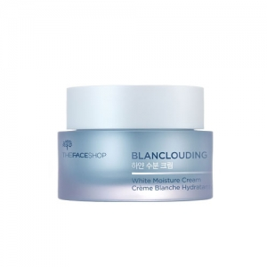 The FACE Shop Blanclouding White Moisture Cream 50m Suzy whitening