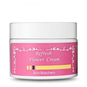 Skin Watchers Refresh Flower Cream 50ml