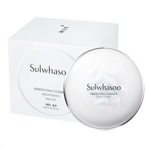 Sulwhasoo Perfecting Cushion Brightening deluxe 15g x 3