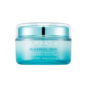 Missha Super Aqua Oil Clear Gel Cream 80ml