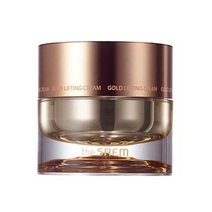the SAEM Gold Lifting Cream 50ml