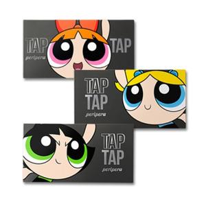 Peripera Tap Tap 3 Eyes Powerpuff Girls