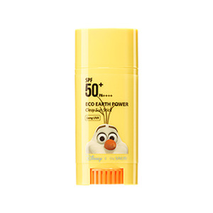 the SAEM Disney Edition Eco Earth Power Clear Sun Stick SPF50+ PA++++ 16g