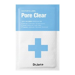 Dr.Jart+ Doctor's Label Pore Clear 5ea