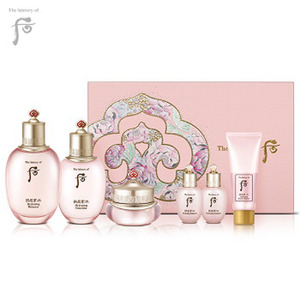 The History of Whoo GongJinHyang Soo Love Set