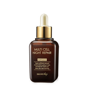 secretKey Multi Cell Night Repair Ampoule 50ml