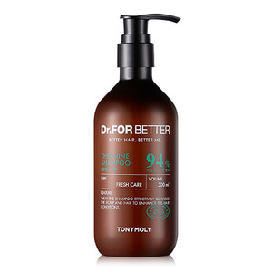 TONYMOLY Dr.FOR Better Theanine Shampoo 300ml