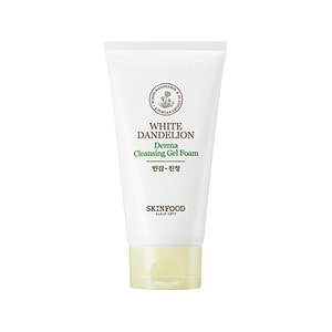 SkinFood White Dandelion Derma Cleansing Gel Foam 150ml