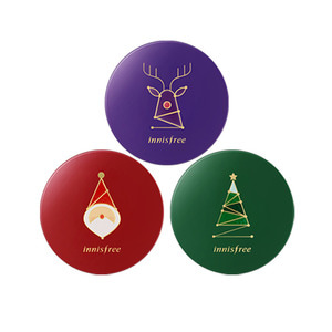 Innisfree Holiday Cushion Case