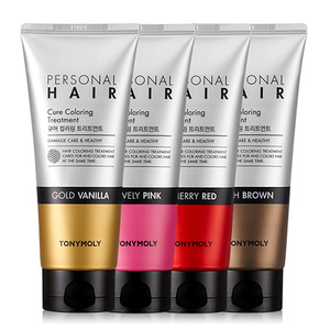 TONYMOLY Personal Hair Cure Coloring Treatment 120ml
