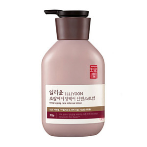 ILLIYOON Total Aging Care Intense Lotion 350ml