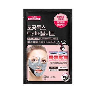 MEDIHEAL Mogongtox Soda Bubble Sheet 10ea