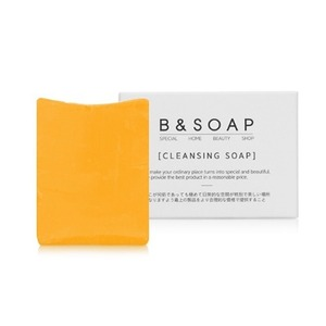 B&SOAP Cleansing Soap Fun Block (shampoo bar) 100g