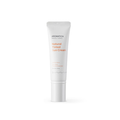 Aromatica Natural Tinted Sun Cream SPF30 PA++ 50ml