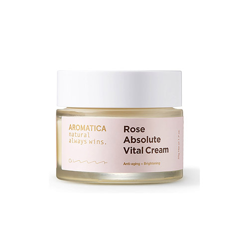 Aromatica Rose Absolute Vital Cream 50g