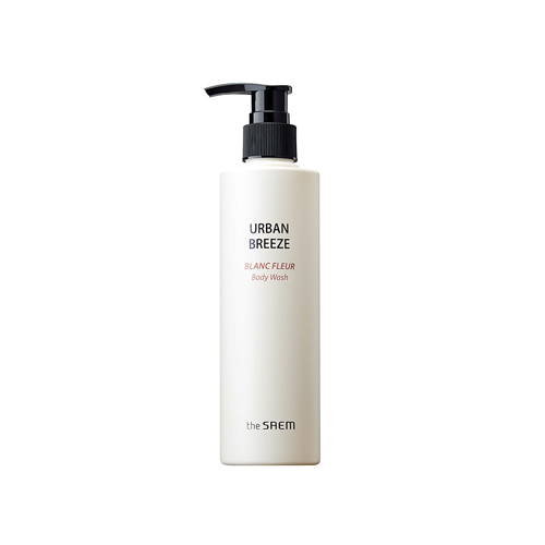 the SAEM Urban Breeze Body Wash Blanc Fleur 250ml