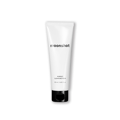 moonshot Perfect Cleansing Foam 120ml