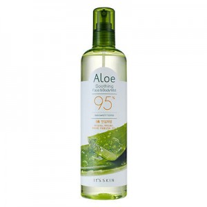 It's skin ALOE SOOTHING FACE&BODY MIST 400ml